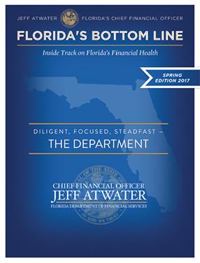 Florida's Bottom Line, Gráfico de la Edición de Verano 2017