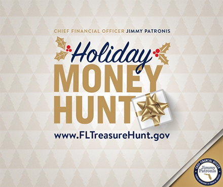 Holiday Money Hunt image