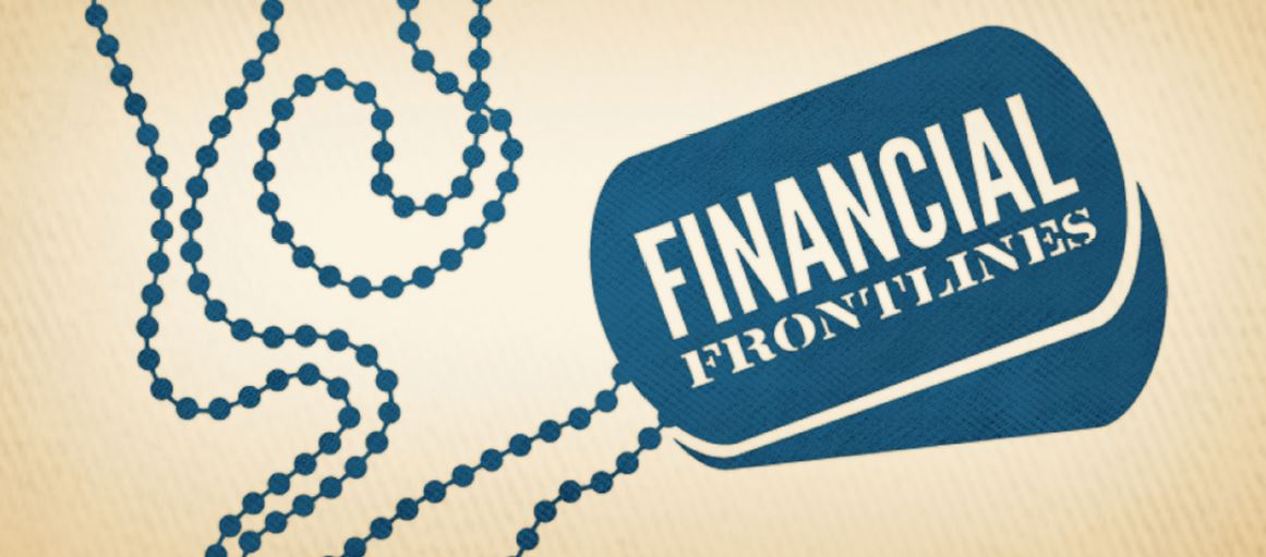 Volante de Financial Frontlines