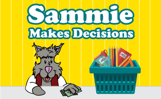 Sammie Makes a Decision video