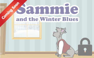 Sammie and the Winter Blues Coming Soon