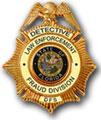 Insignia de la División de Fraude de Seguros