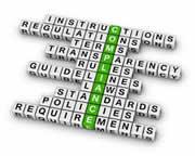 compliance crossword image