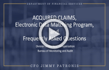 Acquired Claims Video