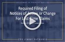 Notices of Action or Change Video