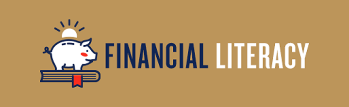 Financial Literacy logo button