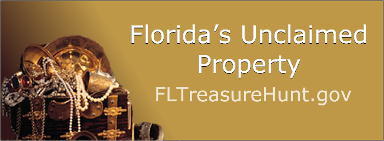 Florida Treasure Hunt logo