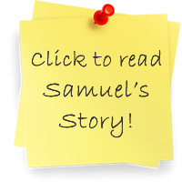 Click to read Samuel's story