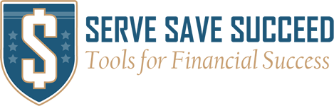 Serve Save Succeed - Tools for Financial Success for our Military Servicemembers