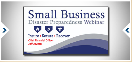 Small Business Disaster Preparedness Webinar