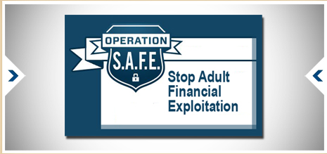 Stop Adult Financial Exploitation