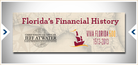 Florida's Financial History - Viva Florida 500