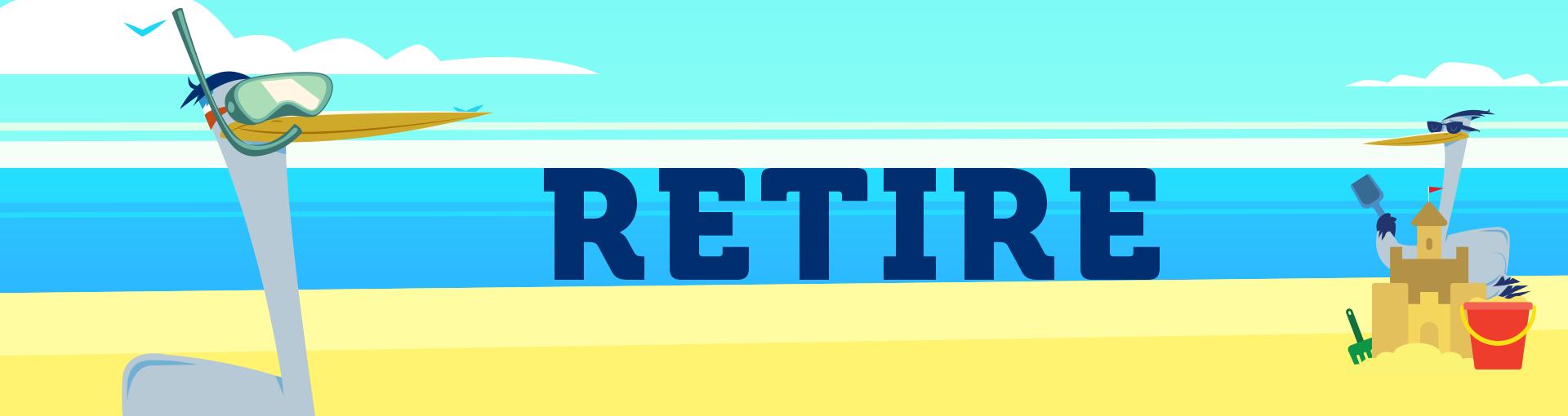 Retire Button