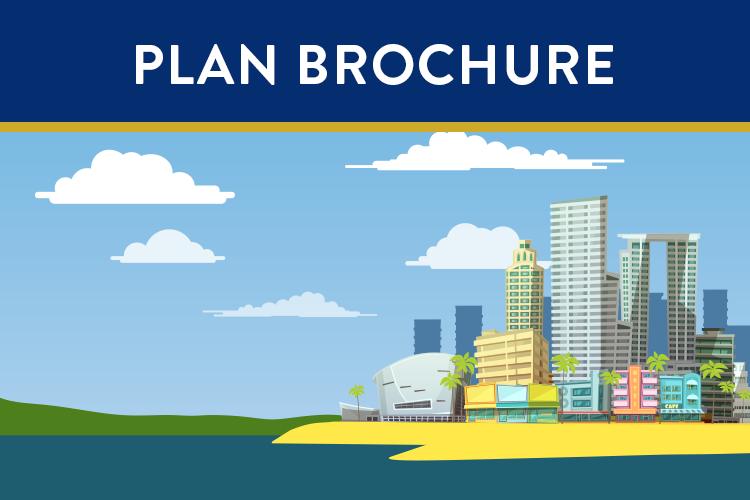 Plan Brochure Button