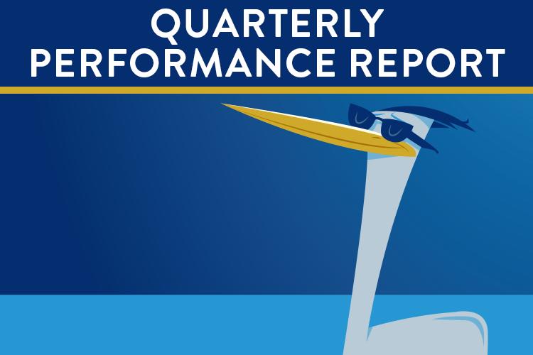 Quarterly Performance Report Button