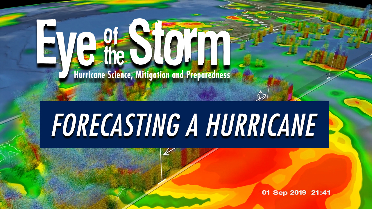 Go YouTube: Hurricane Forecasting with the National Hurricane Center