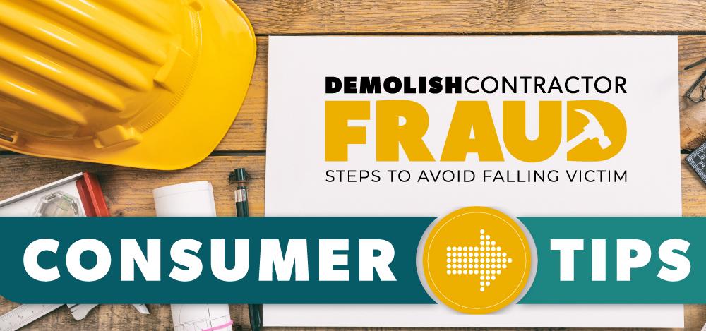 Acabar con el Fraude de Contratistas: Consejos para Consumidores