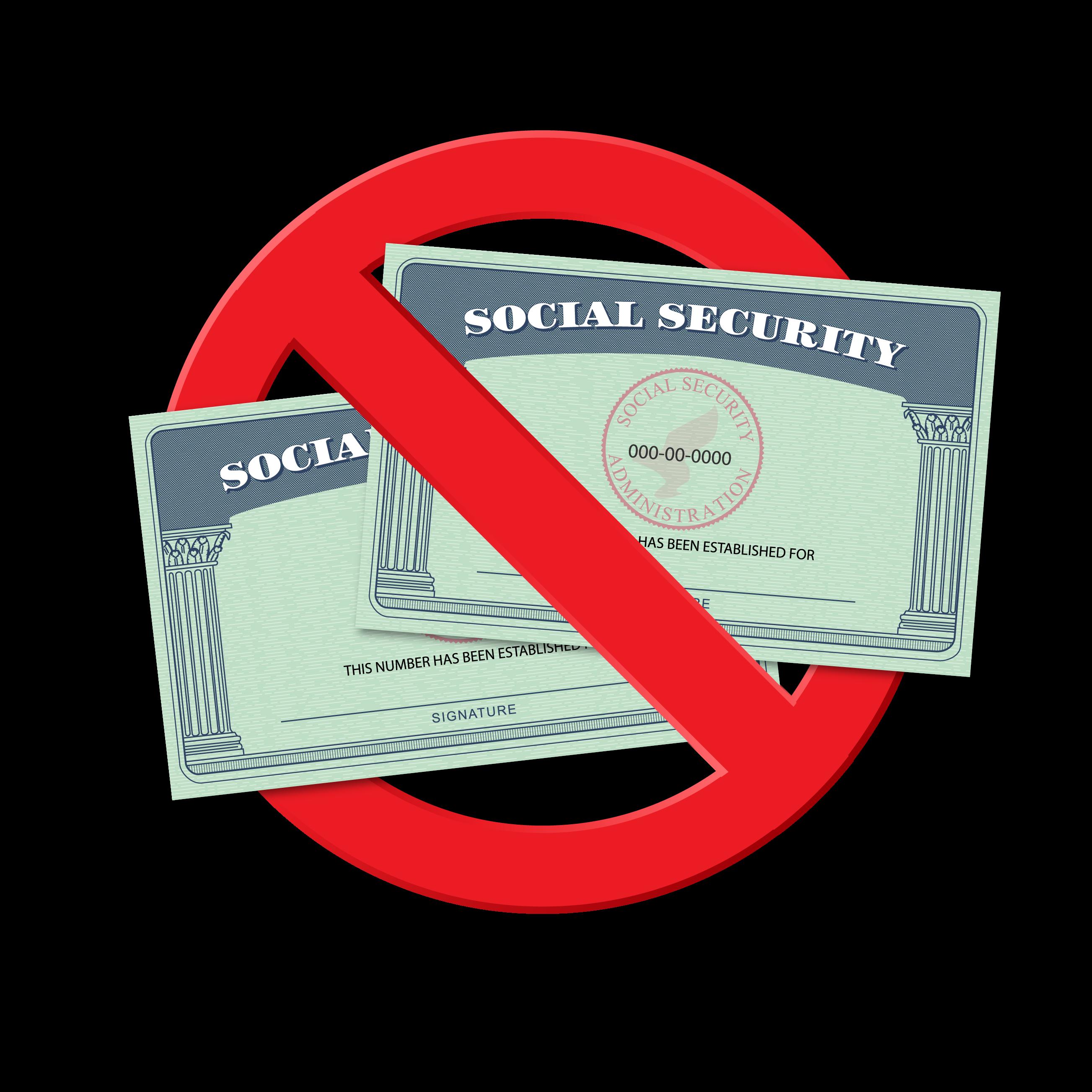 Los Rastreadores de Contactos Legítimos no le Pedirán su Número de Seguro Social