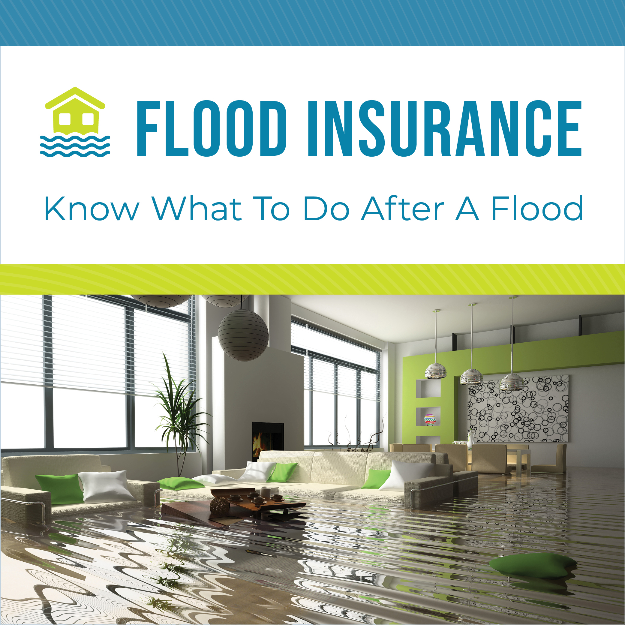 Flood Insurance - Know What To Do After A Flood Guide