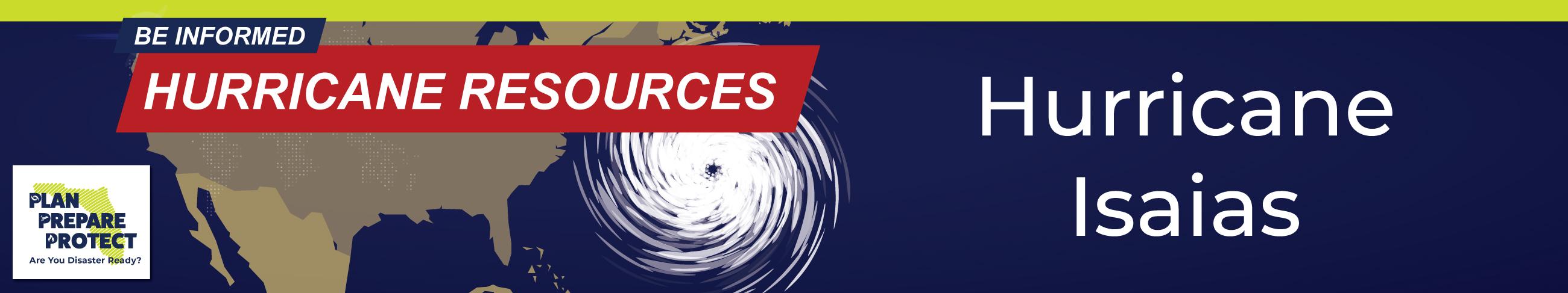 Hurricane Isaias - Hurricane Resources