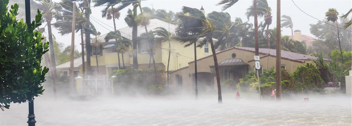 Inundaciones y Vientos Huracanados