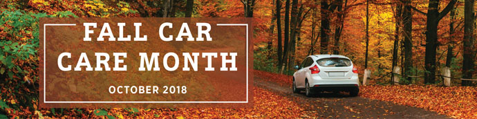 Fall Car Care Month