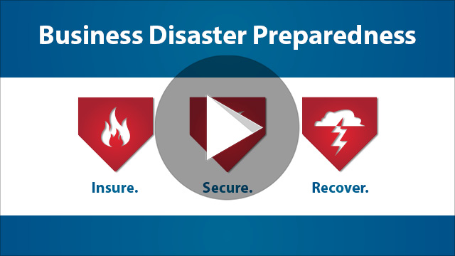 florida small business disaster preparedness video